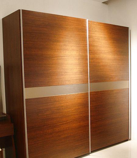 诺捷卧室家具衣柜推拉柜8A501-L/B+8A301-L/B花8A501-L/B+8A301-L/B