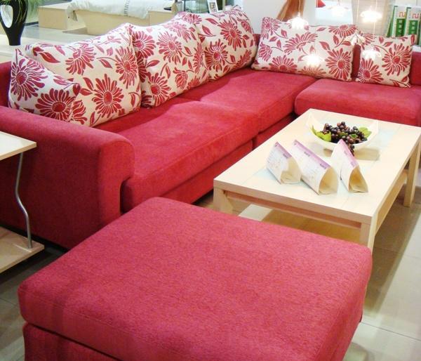 诺捷板式家具系列H003-R沙发H003-R