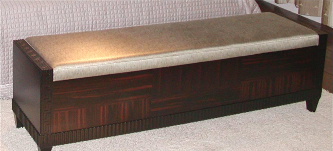 赛恩世家卧室家具床尾椅SP274SP274