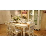 树之语餐桌白色梦想系列MX307