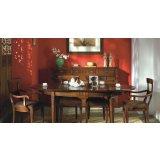 大风范家具积家传奇餐厅系列JE-750-3三门餐备柜