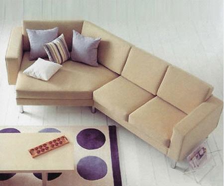 北山家居客厅家具多人沙发1SD044AD-21SD044AD-2