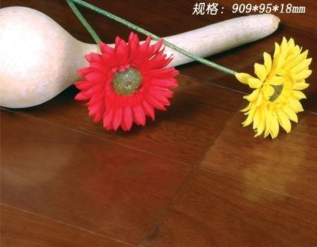 安信实木地板-玉蕊木(909*95*18mm)玉蕊木909*95*18mm