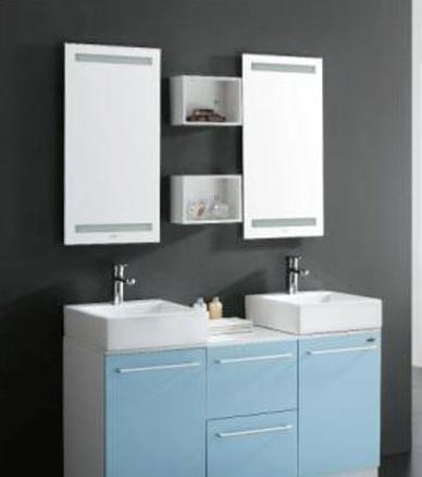 箭牌PVC(柜+盆)AP462-APG462LR浴室柜AP462-APG462LR