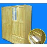 雅琴居儿童幻彩两门衣柜家经典星星索系列S8243-