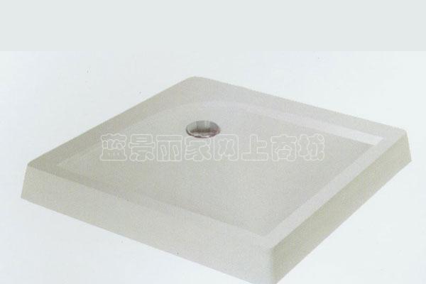 科勒-方形标准淋浴底盆