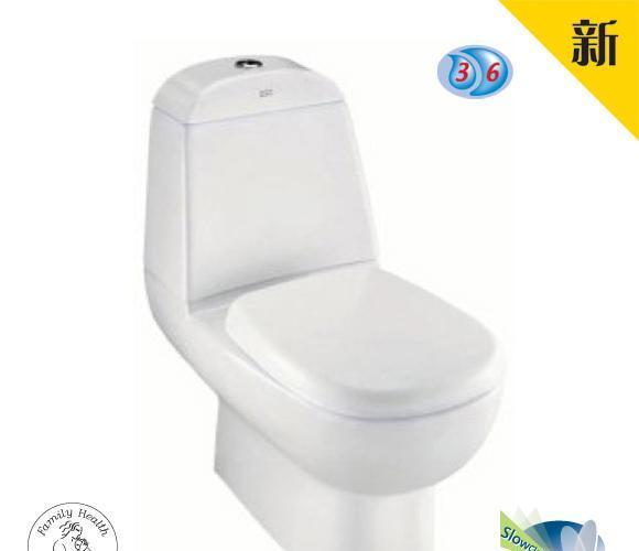 美标分体座厕艾迪珂3/6L节水型CP-2326.602CP-2326.602