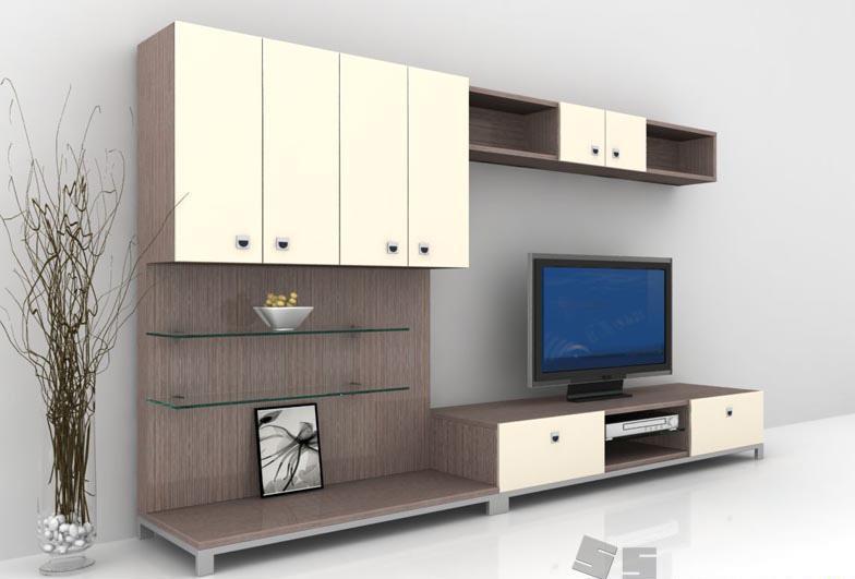 逐艺矩阵系列JZ1601电视柜JZ1601