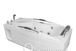 箭牌单裙按摩浴缸(白)AC-110AC-110