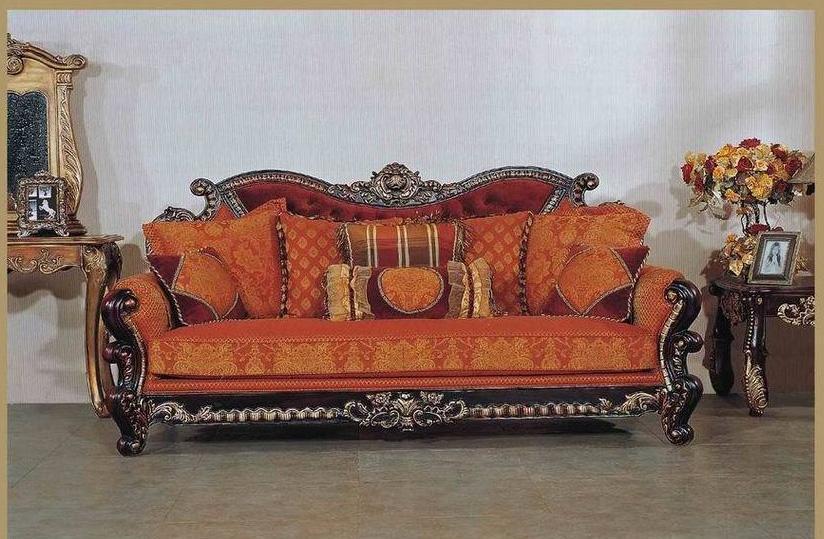 雅梦娜欧E322-3美式沙发E322-3