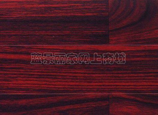 康隆实木复合地板-印尼红酸枝