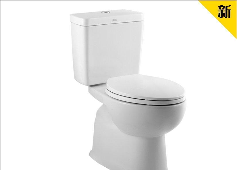 美标分体座厕新西比亚3/6升加长型CP-2793.602CP-2793.602