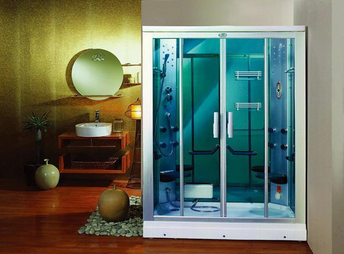 英皇双人整体淋浴房EF007LEF007L