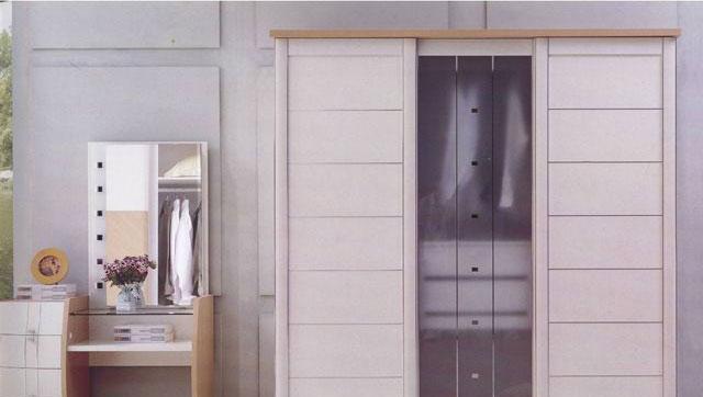 森盛家具卧室套装白榉系列04(妆台)C2025