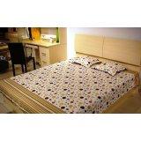 五木板式家具系列-双人床WD-42