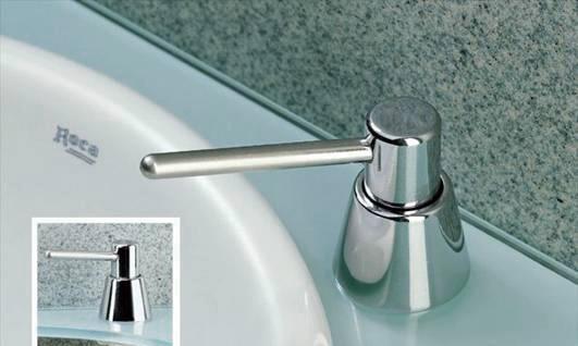 乐家卫浴HOTEL'S系列手按式给皂器8-154880018-15488001