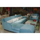 诺捷客厅家具沙发(4000*1600*830)