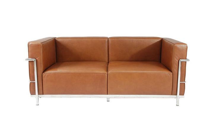 摩登一百LC3二人位沙发TL12TL12
