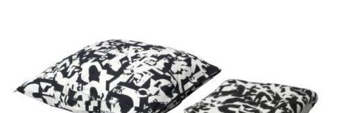 宜家垫子套和毯子-胡尔达胡尔达