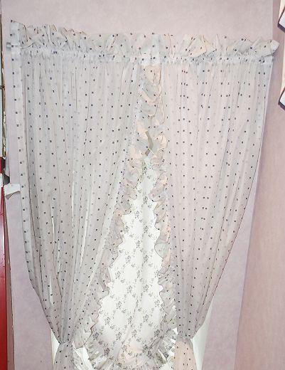 英伦美家蒂凡娜纱窗帘A16-013A16-013