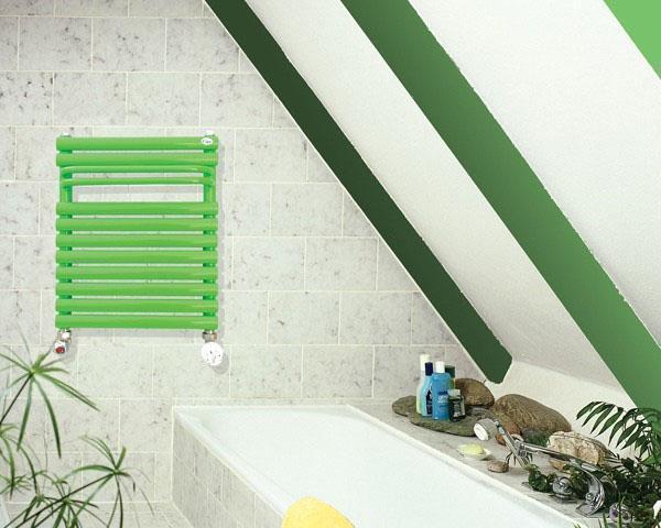 适佳椭圆卫浴弯接系列GZTE-500*1200散热器GZTE-500*1200