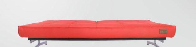 麦斯得尔卡萨布兰卡系列爱玛s16沙发床(红)s16