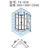 阿波罗简易淋浴房TS系列TS-638