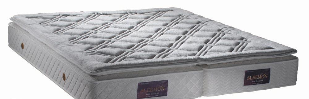 喜临门双人床床垫喜折叠喜折叠