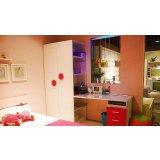 多喜爱儿童家具电脑桌 衣柜+书台BD24