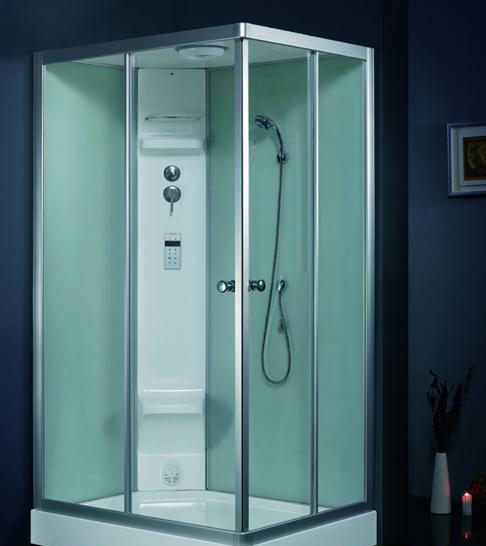 益高DZ954F6蒸气淋浴房(左裙)DZ954F6