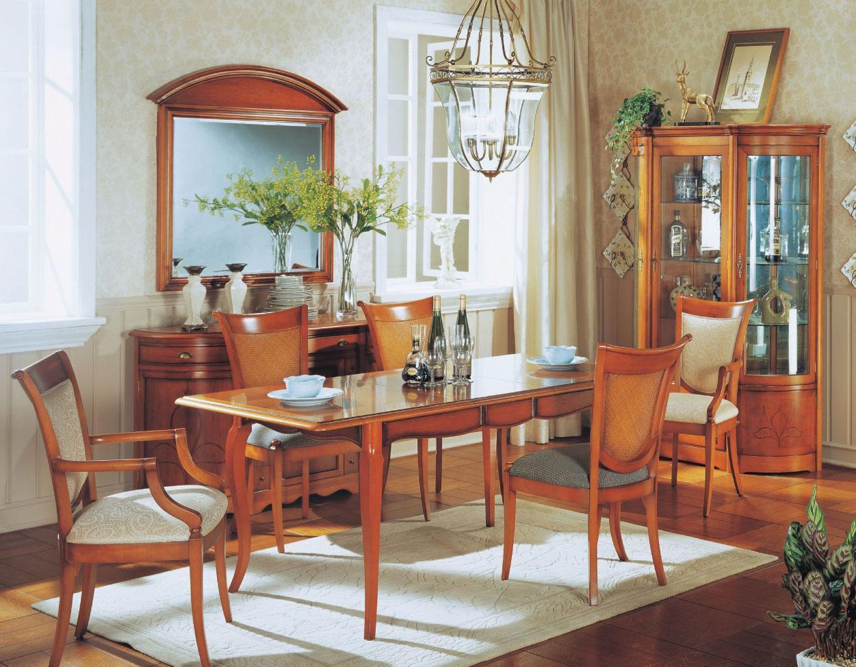 大风范家具新洛可可餐厅系列RC-710长餐桌RC-710长餐桌