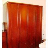 光明实木家具-卧室家具系列-001衣柜