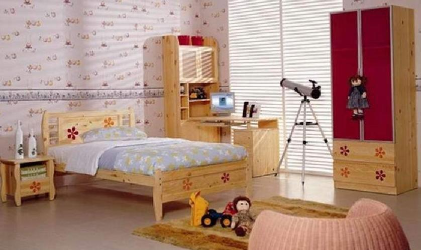 翡翠藤器儿童床C-570C-570