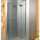 乐家卫浴夏威夷系列非标准型淋浴房(左开门,2固