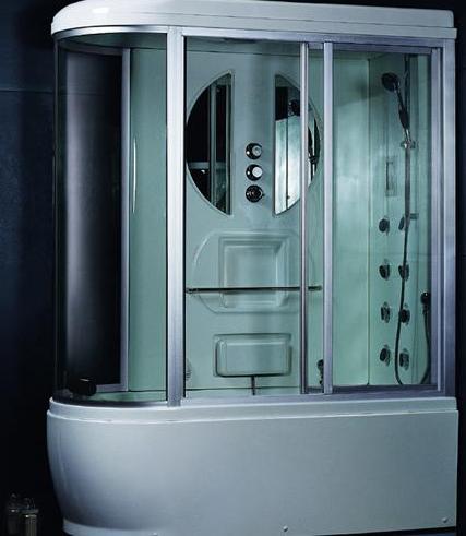 益高蒸气淋浴房DA321F5(右裙)DA321F5