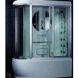 益高蒸气淋浴房DA321F5(右裙)