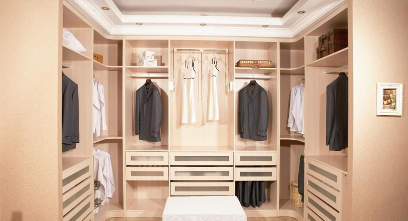 丹麦风情中式衣帽间中式衣柜3中式衣柜3