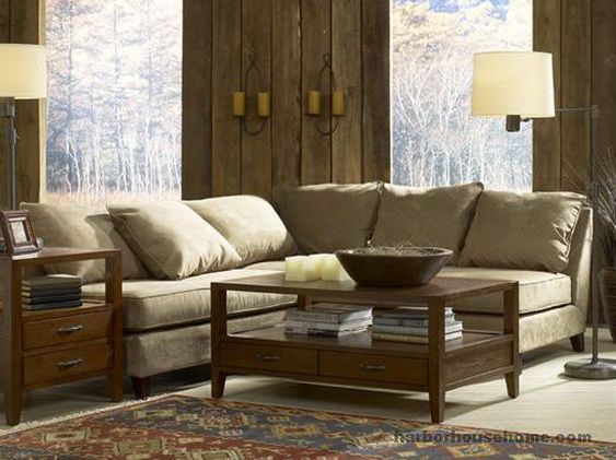 Heritage Sectional 系列