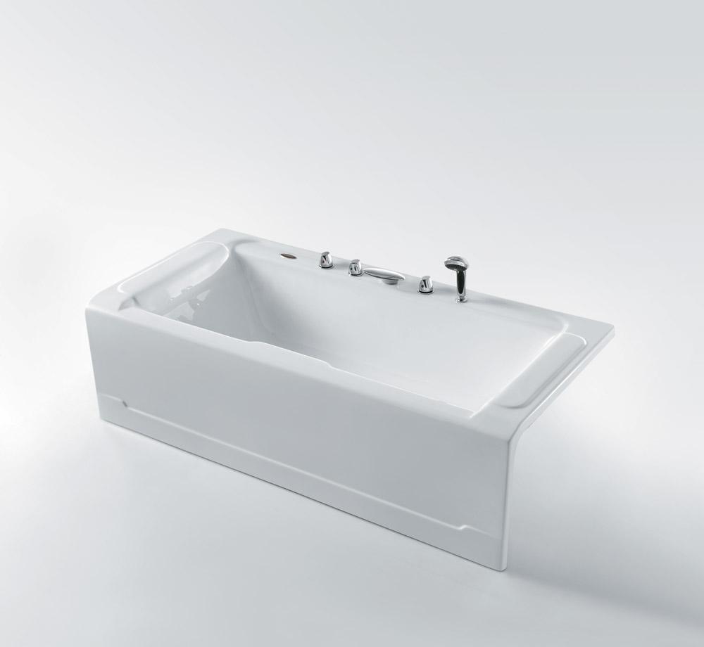 箭牌单裙浴缸A1728QA1728Q