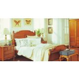 大风范家具洛可可卧室系列RC-881床