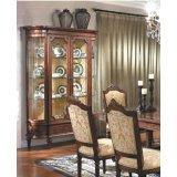 大风范家具路易十六餐厅系列LV-751-2双门酒柜