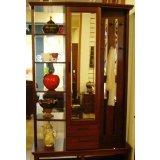 光明实木客厅家具系列-间厅柜001-3603-1200