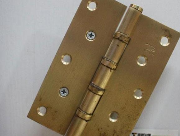 顶固2BB珍珠镍精致铜合页2BB