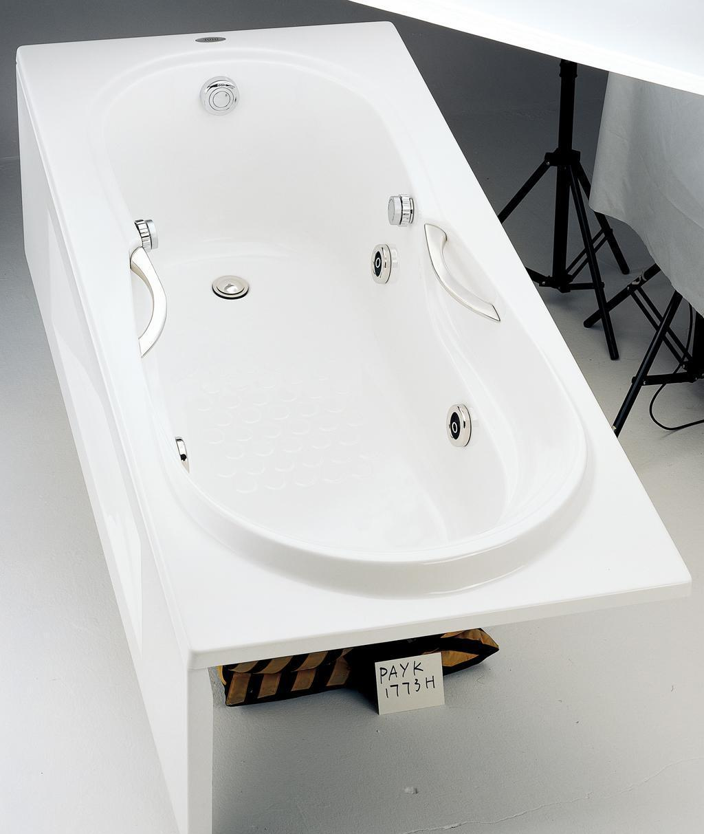 TOTO亚克力浴缸PAYK1773PAYK1773