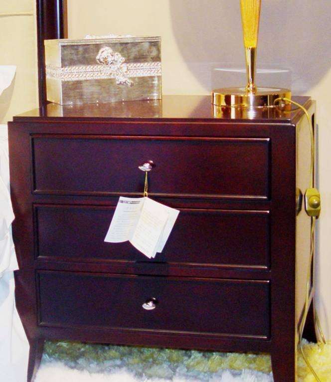 赛恩世家卧室家具床头柜SP188SP188