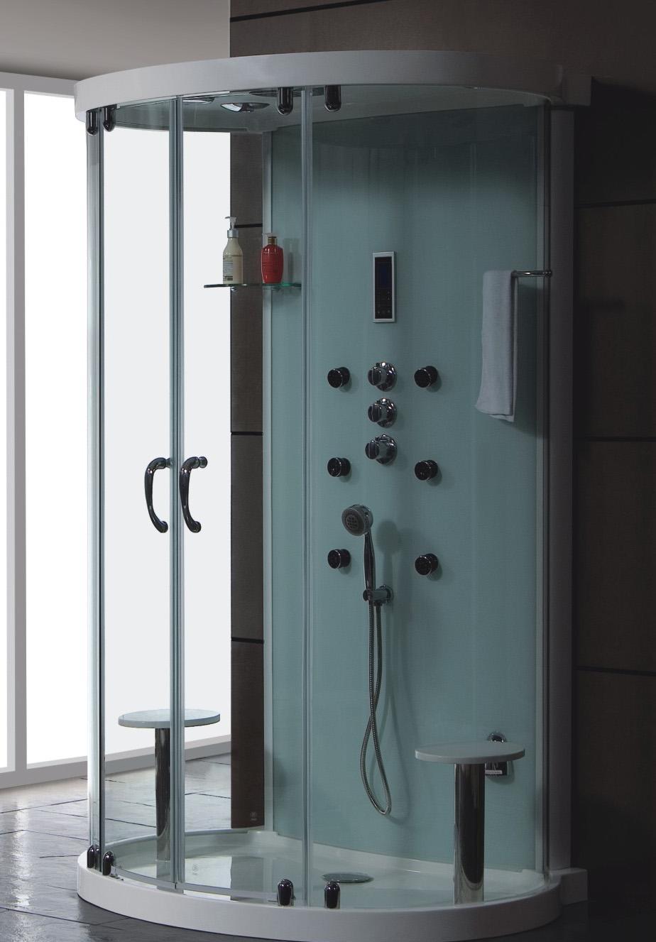 乐伊推拉门底盆蒸汽房蒸汽房系列AM1608AM1608