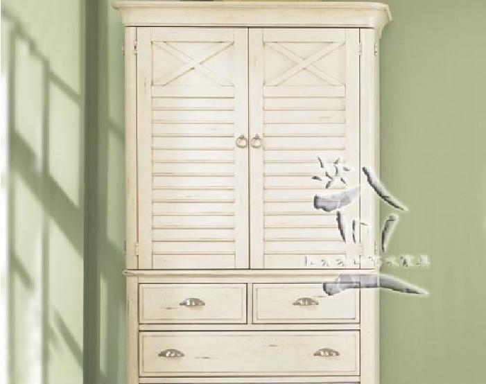 奥汀堡艺术家具克洛伊系列A1208衣柜A1208