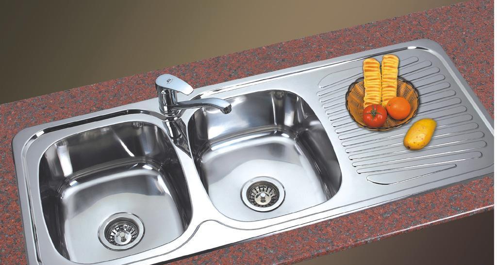 阿发厨房水槽AF-1180AF-1180