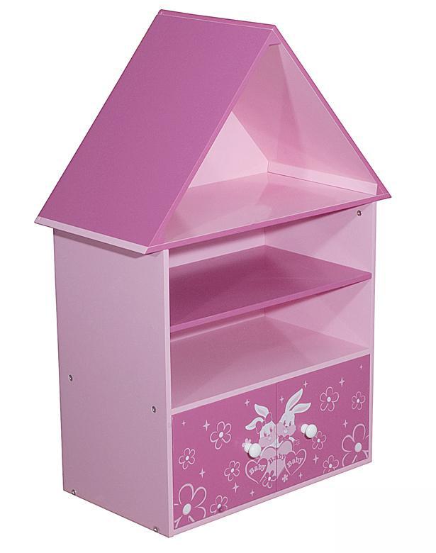 图图佳佳图图宝宝系列RJU00469小木屋(粉色)