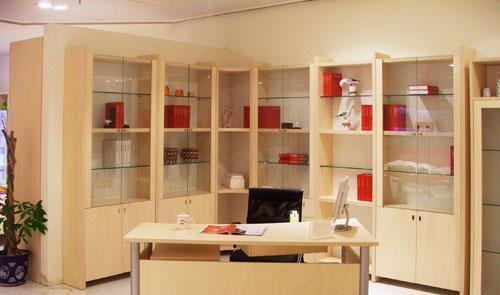 意风板式家具 - 整体书房